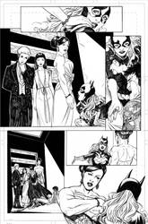 Batgirl page 6 by ariotstorm
