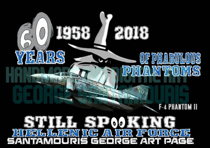 Haf 60 Years F-4 Phantom II by SANTAMOURIS1978