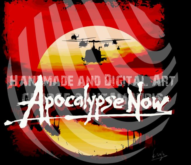 Apocalypse Now by SANTAMOURIS1978