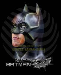 Batman by SANTAMOURIS1978