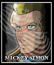 AREA 88 - MICKEY SIMON.