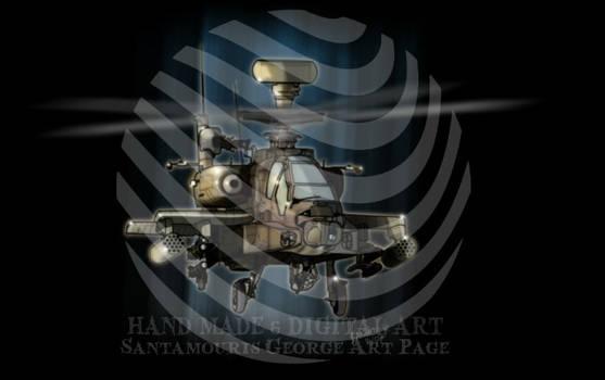HELLENIC ARMY AVIATION AH-64D APACHE LONGBOW