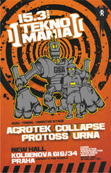 Tekno Mania 15.3
