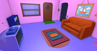 Elegant Simpsons Living Room By Digitalpainterangel On DeviantArt