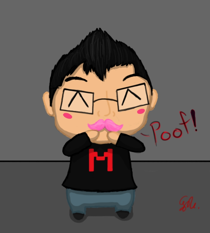 Markiplier by ViciousCritter