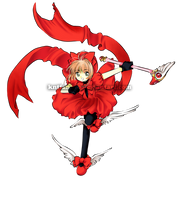 the card captor by kntfan010