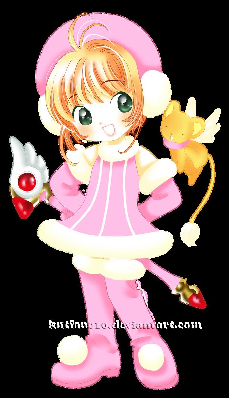 Chibi Sakura by kntfan010
