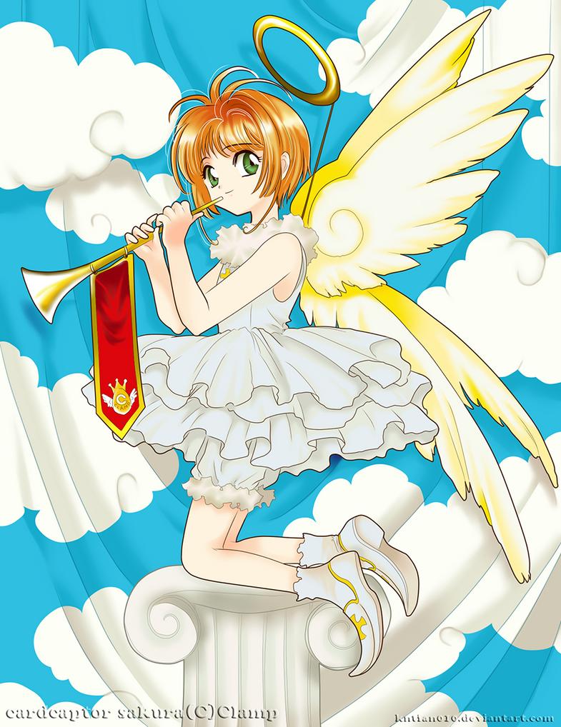 The angel by kntfan010