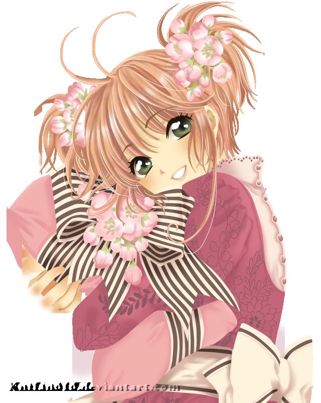 Sakura birthday by kntfan010