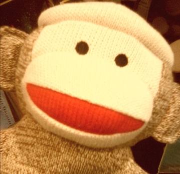 sexy sock monkey by pandayumiko55