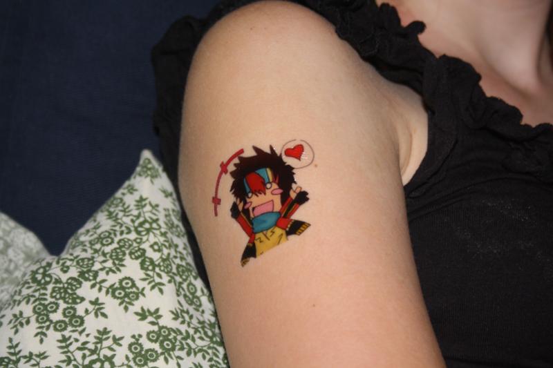 tattoo by yakkami on deviantart. Black Bedroom Furniture Sets. Home Design Ideas