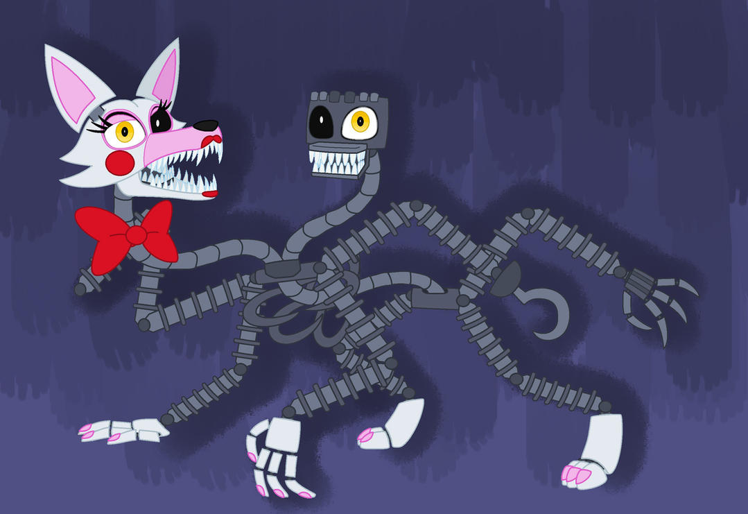 Am mangle by pe body on deviantart