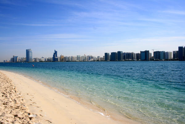 Abu Dhabi In A View by 7d-Mthly