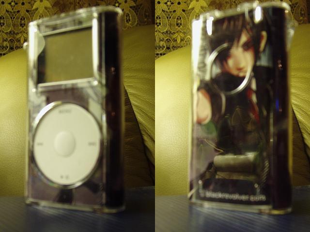 Jisuk's Mezza Morta: iPod Mini by kangliyi