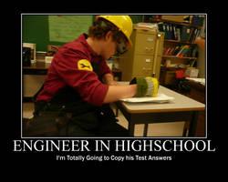 Engineer In Highschool