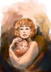Motherhood by Ketrin-Kate