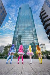 Suite Pretty Cure by Lye1