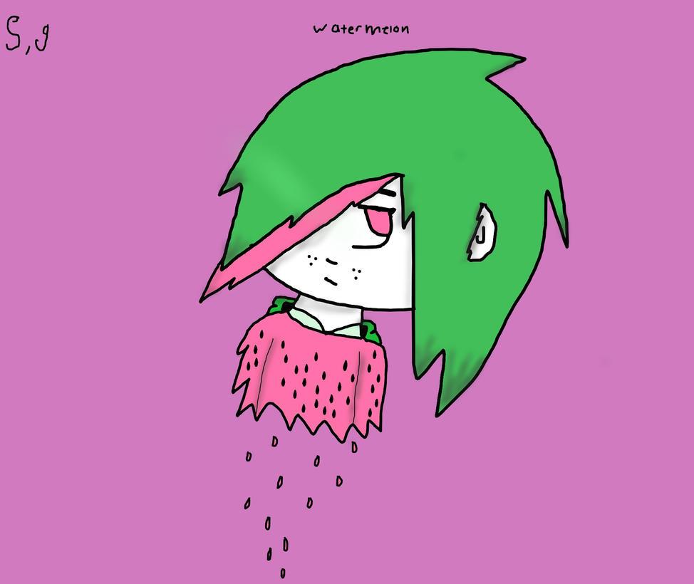 Molly Melon(got Bored) by Shotgungamer8