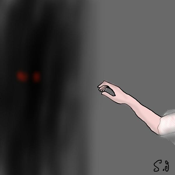 Something in the dark by Shotgungamer8