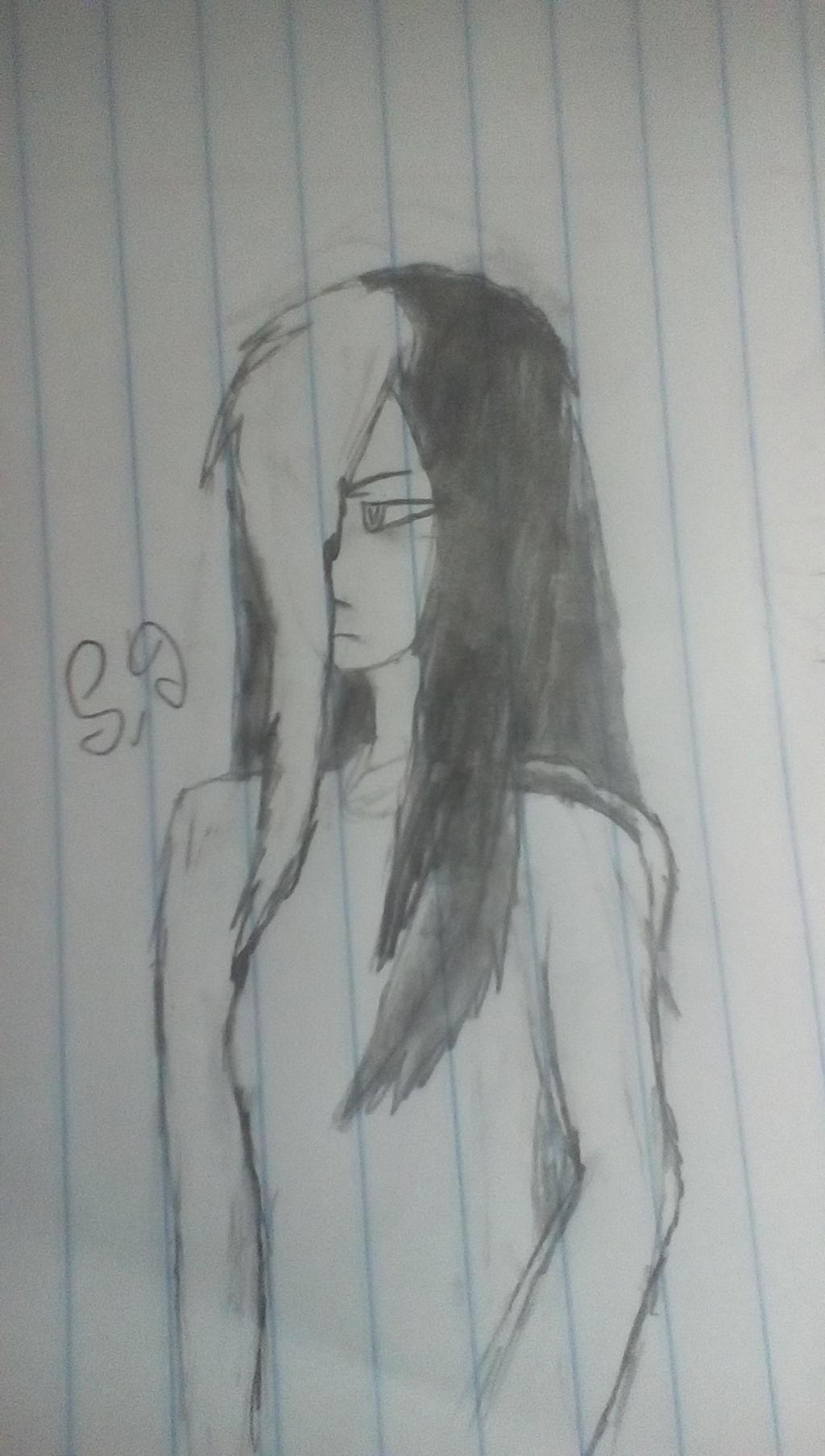 Shotgun Drawing by Shotgungamer8