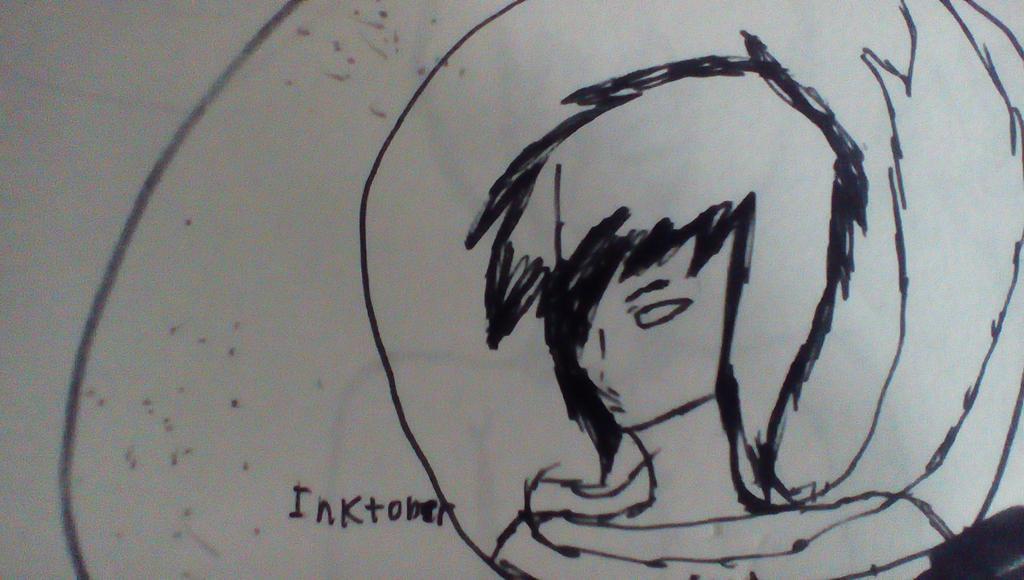 inktober #1 by Shotgungamer8