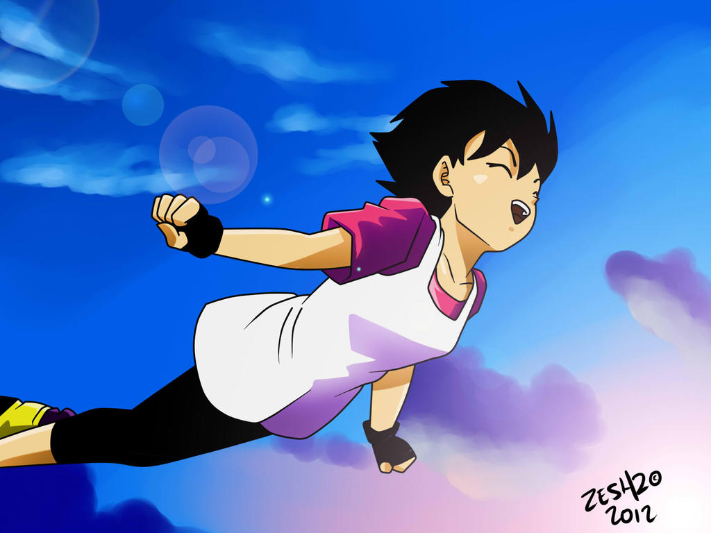 With you Videl dragon ball z nackt not clear