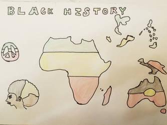 Black History Month by kinhj