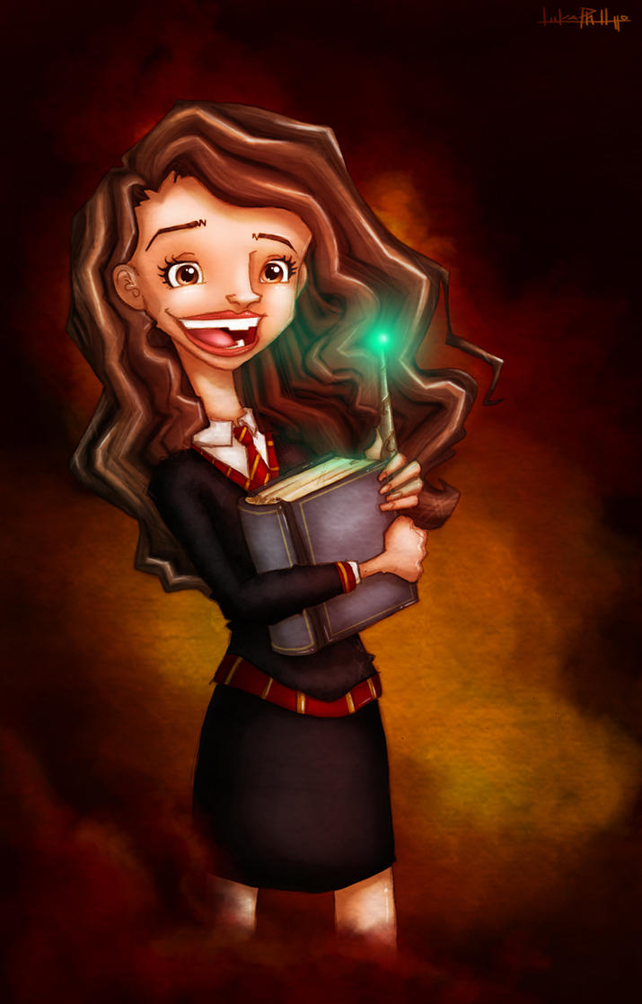 Hermione Granger by Phillippeaux