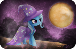 Under A Harvest Moon