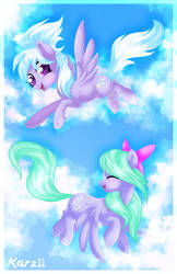 Flitter and Cloud Chaser