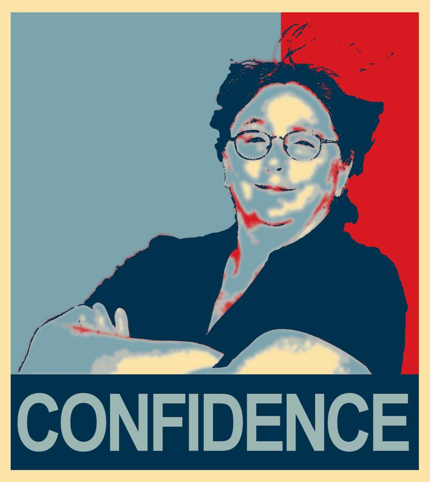 Confidence ... by berzelmeier