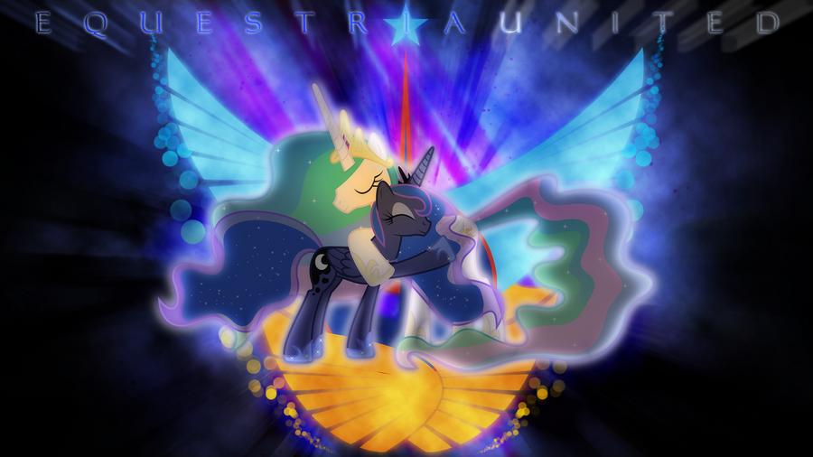 Equestria United {Collab} by KibbieTheGreat