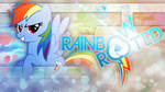 Rainbow and Rooted Dash Style