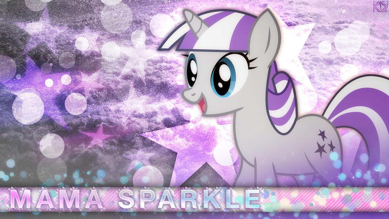 Mama Sparkle by KibbieTheGreat
