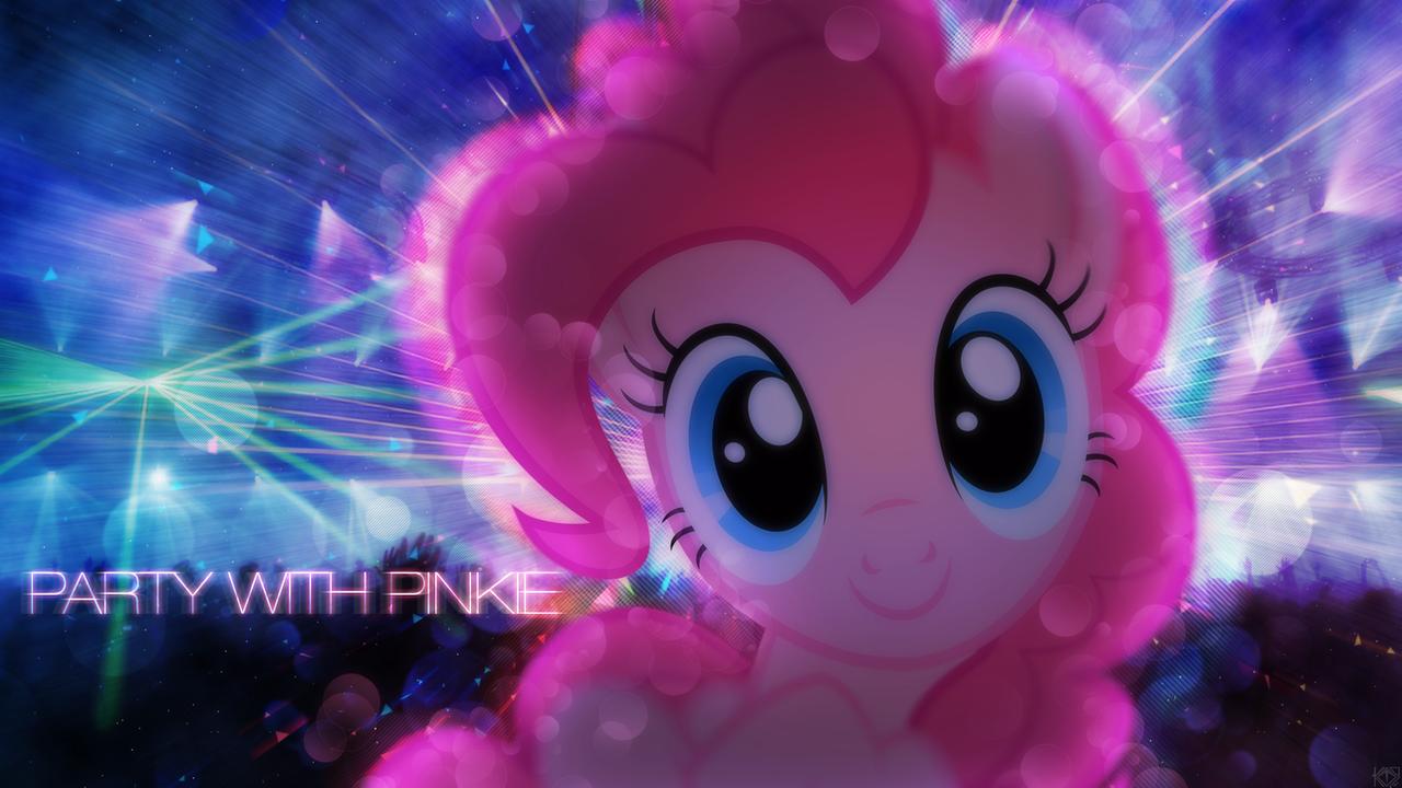 Party With Pinkie - Redux by KibbieTheGreat