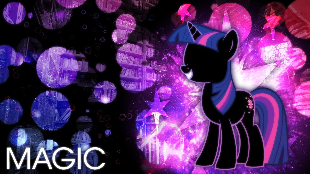 Spectrum of Magic by KibbieTheGreat