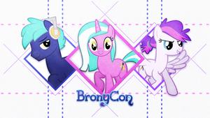 Bronycon Mascots Wallpaper