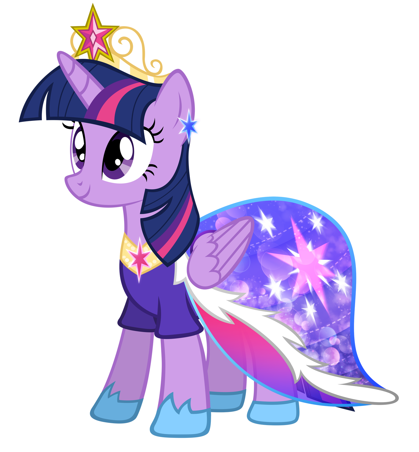 Twilight Sparkle - The Mane Dress Project by KibbieTheGreat