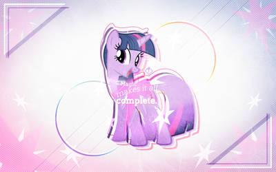 Purple Smart by KibbieTheGreat