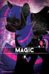 The Purple One - [BronyCon 2015 Print]
