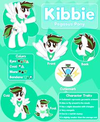 Kibbie's Reference Sheet