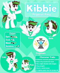 Kibbie's Reference Sheet by KibbieTheGreat