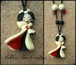 Cruella Disney Villains Designer Collection
