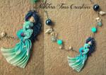 Ocean's Mermaid Polymer Clay