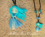 Ghost Polymer Clay