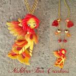 Phoenix Doll Polymer Clay