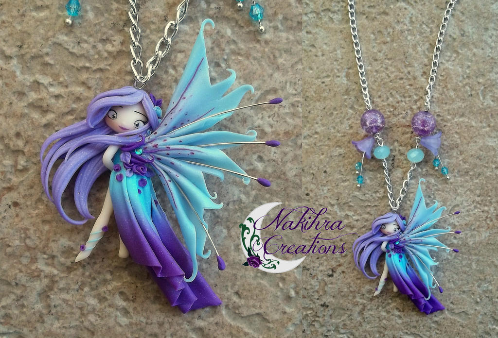 Lily Fairy by Nakihra