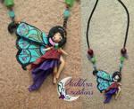 Esmeralda Fairy Version
