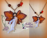 Leaf Fairy Polymer Clay