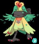Bavom #234 - Love Birds
